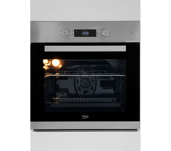 professional kitchen supplies knoxville cabinets buy beko bxif243x electric oven - stainless steel | free ...