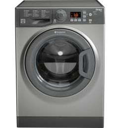 buy hotpoint smart wmfug942guk washing machine graphite free delivery currys [ 1000 x 887 Pixel ]