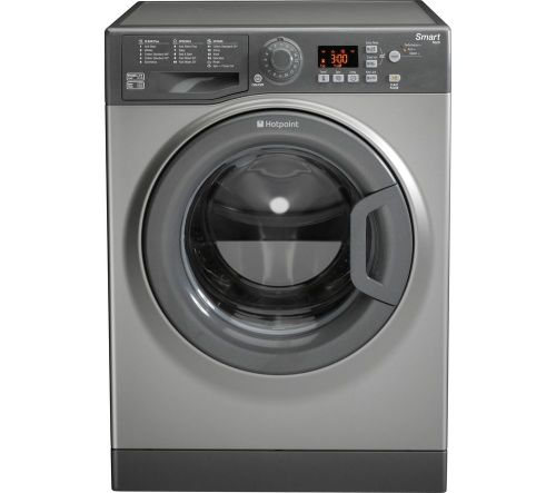small resolution of buy hotpoint smart wmfug942guk washing machine graphite free delivery currys