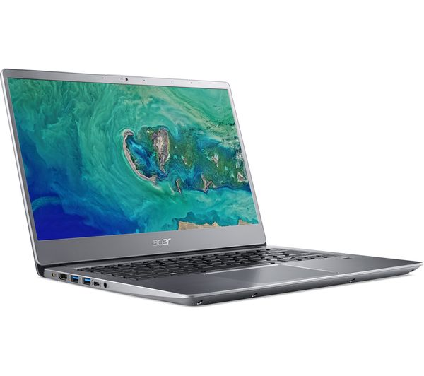 Buy ACER Swift 3 14 Intel Pentium Gold Laptop 128 GB SSD Silver Free Delivery Currys