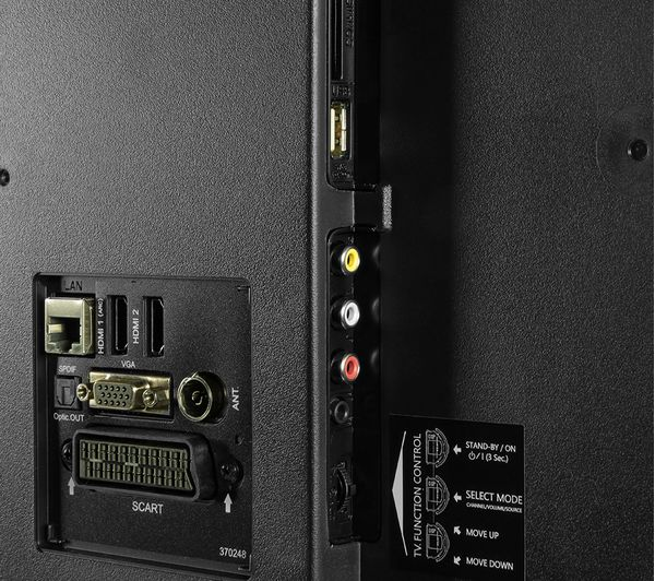 Buy JVC LT 32C670 32 Smart LED TV Free Delivery Currys