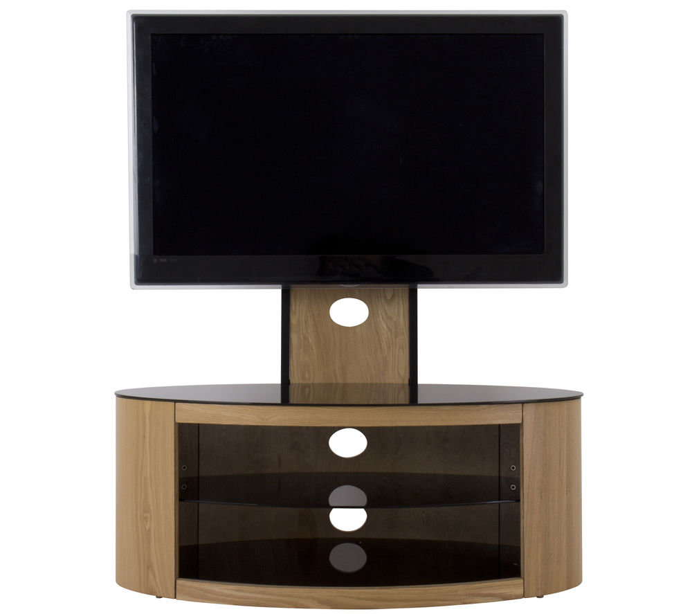 Buy AVF Buckingham 1000 mm TV Stand with Bracket  Oak  Free Delivery  Currys
