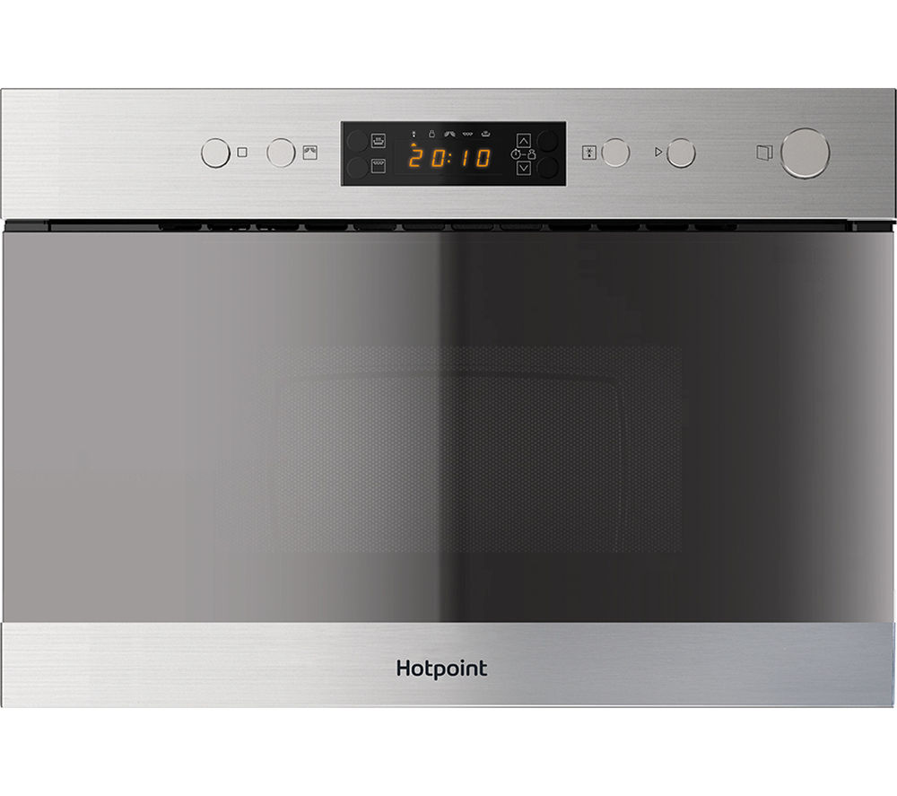 Buy HOTPOINT MN 314 IX H Builtin Microwave with Grill