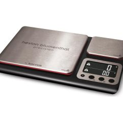 Kitchen Scales Cost Of Painting Cabinets Professionally Salter Heston Blumenthal Dual Platform Precision Digital