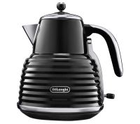 Buy DELONGHI Scultura KBZ3001BK Jug Kettle - Black ...