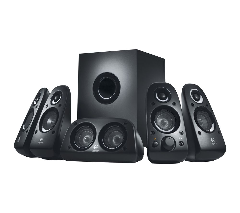 medium resolution of logitech z506 5 1 pc speakers