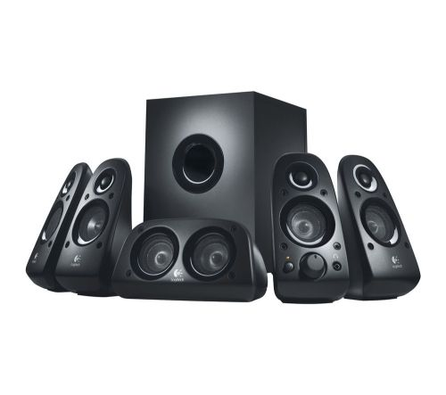 small resolution of logitech z506 5 1 pc speakers
