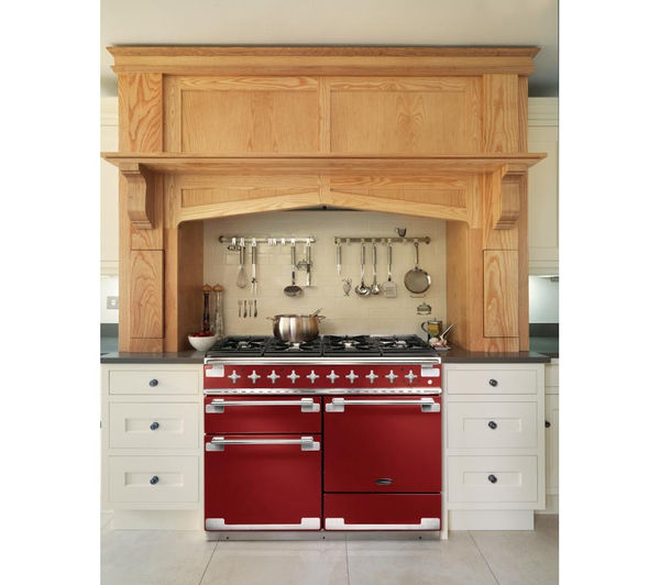 Buy RANGEMASTER Elise 110 Dual Fuel Range Cooker  Cherry