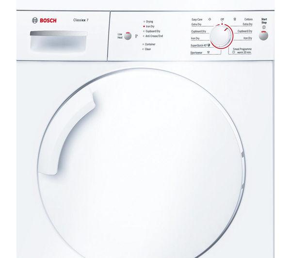 Bosch Maxx 7 Sensitive Dryer