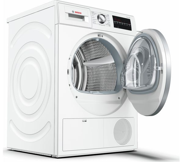 Buy BOSCH Serie 6 WTG86402GB Condenser Tumble Dryer