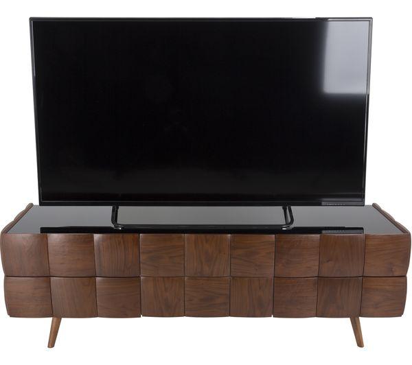 delano fs1792delw 180 cm tv stand walnut
