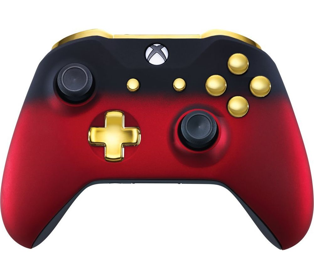 Buy MICROSOFT Xbox One Wireless Controller Red Shadow
