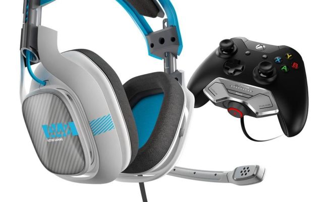 Astro Gaming A40 7 1 Gaming Headset Grey Blue Deals