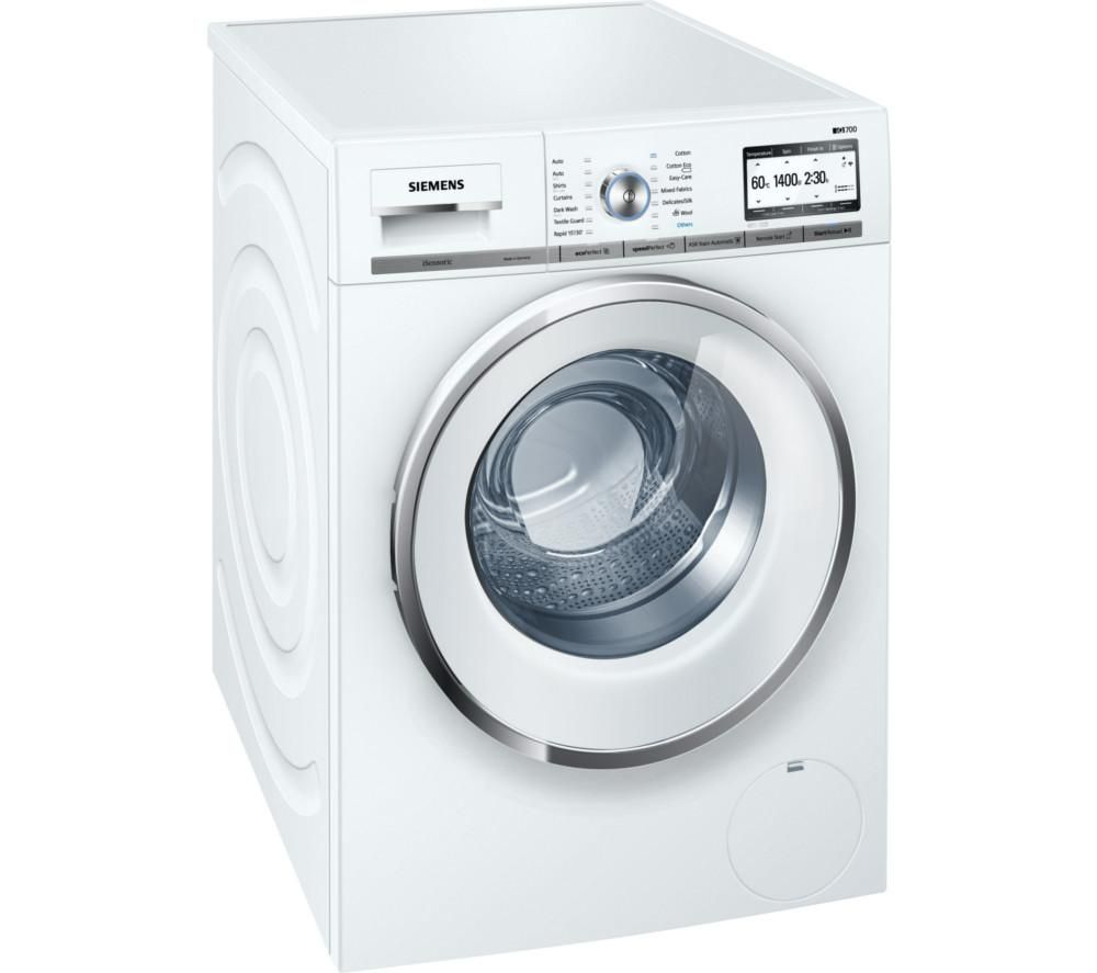 Siemens Wmh4y790gb Smart Washing Machine Review