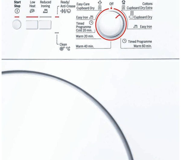 Tumble Dryer: January 2016