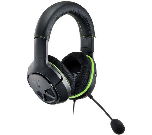 TURTLE BEACH Earforce X04 21 Gaming Headset Black