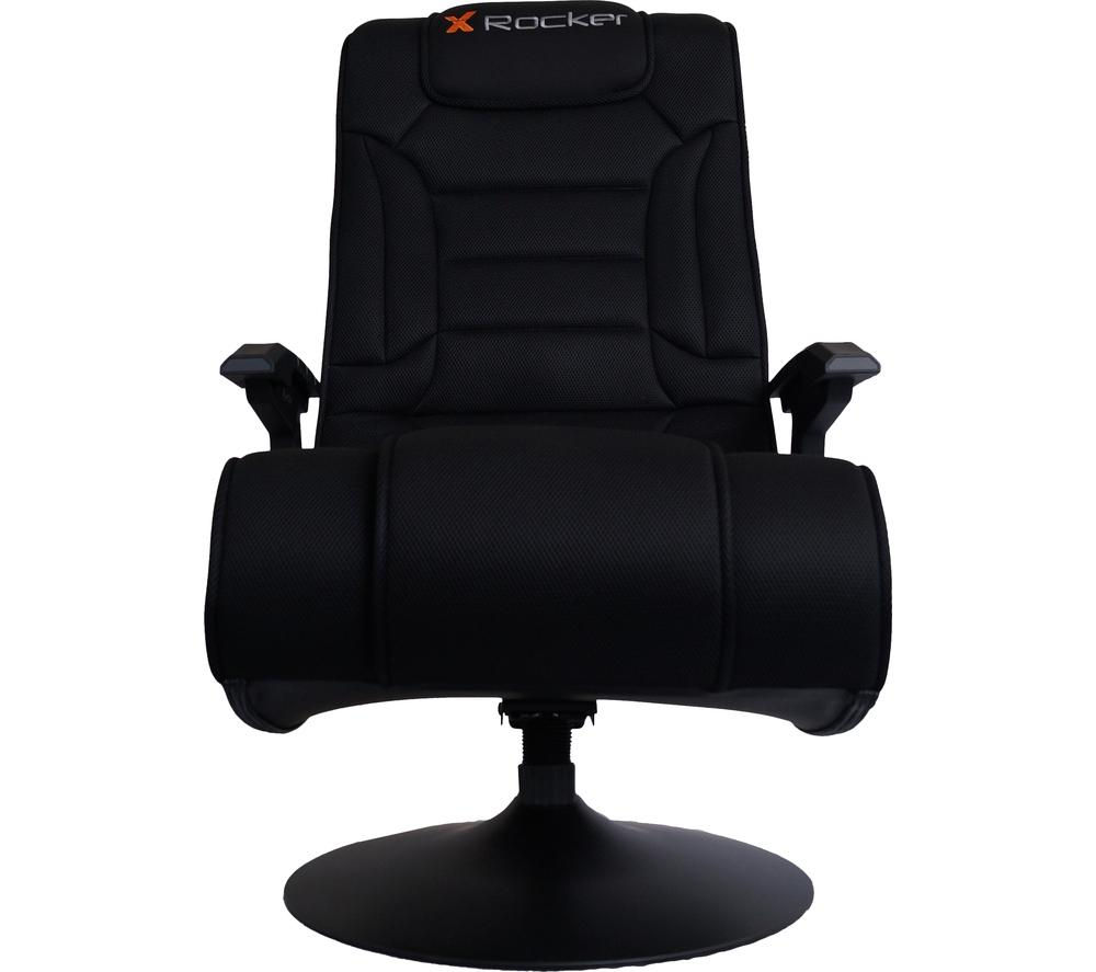 X ROCKER Hades Wireless Gaming Chair  Black Deals  PC World