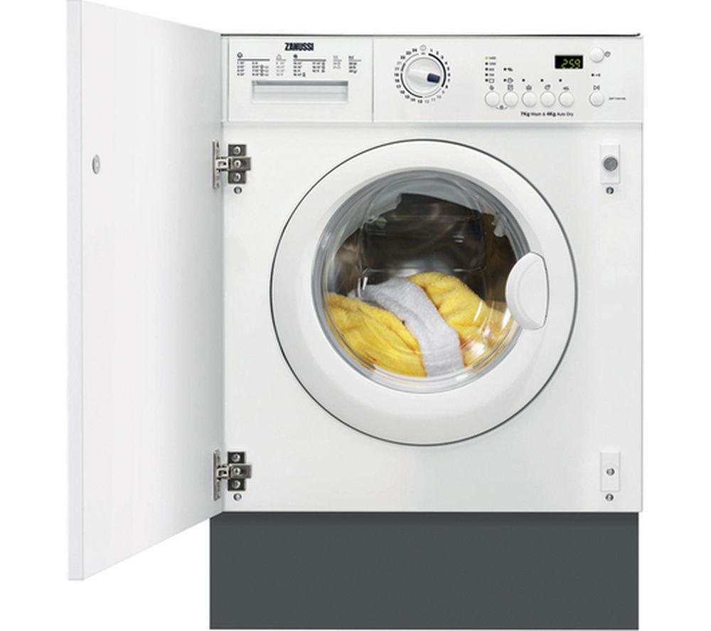 Buy Zanussi Zwi71401wa Integrated Washing Machine  White