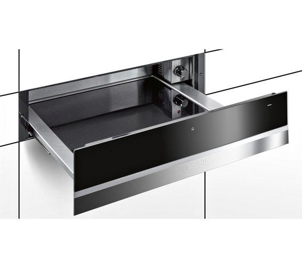 Buy Bosch Bic630nb1b Warming Drawer  Black  Free