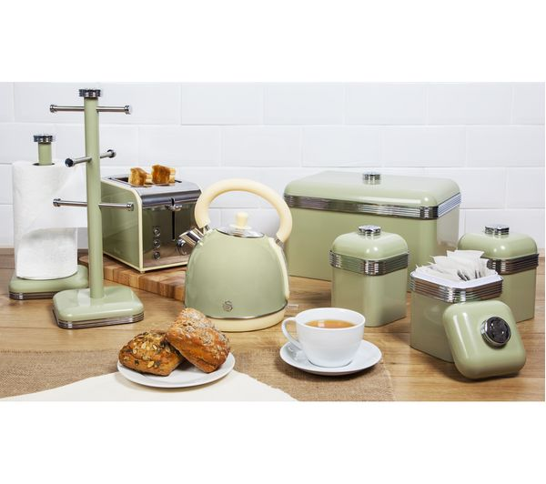 Buy Swan Retro Sk261020gn Traditional Kettle  Green
