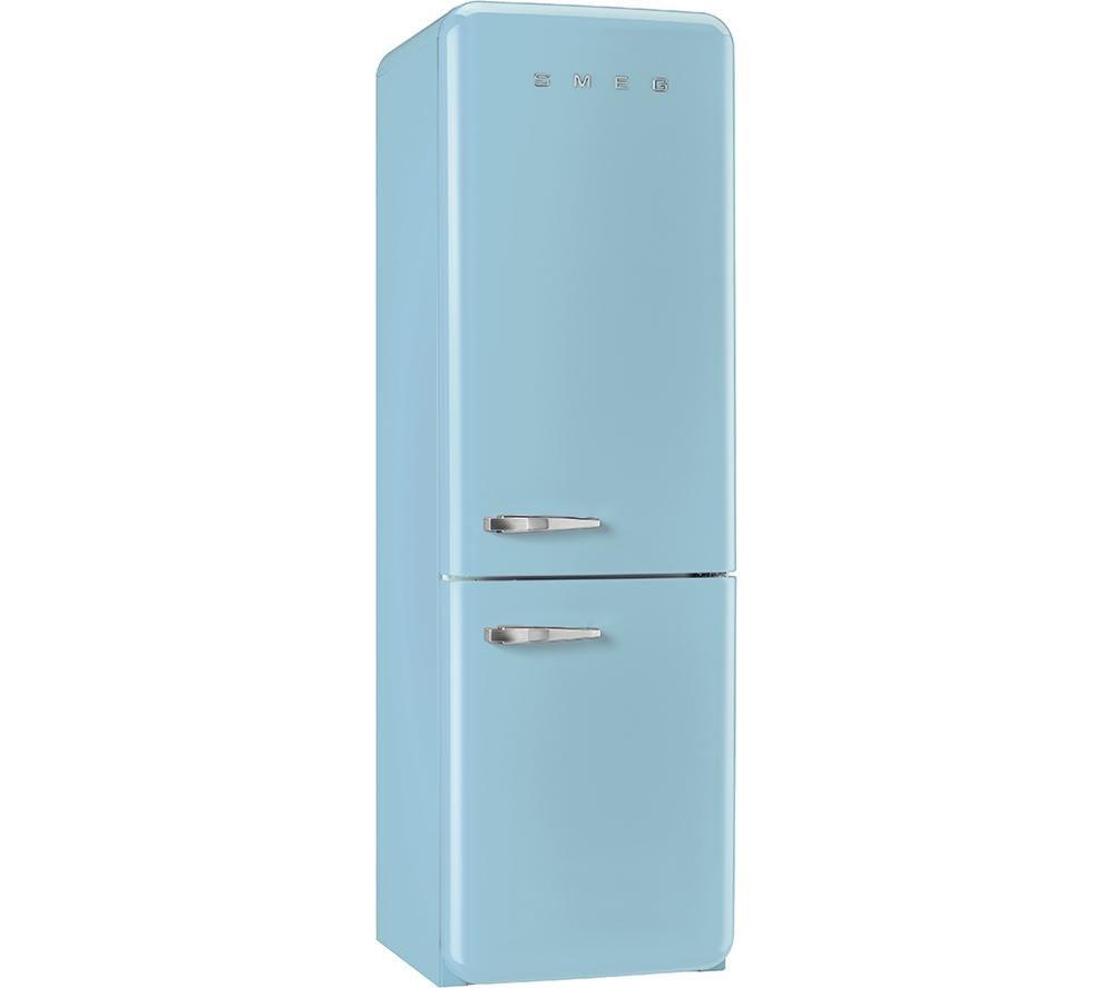 Buy SMEG FAB32RNA Fridge Freezer  Pastel Blue  Free