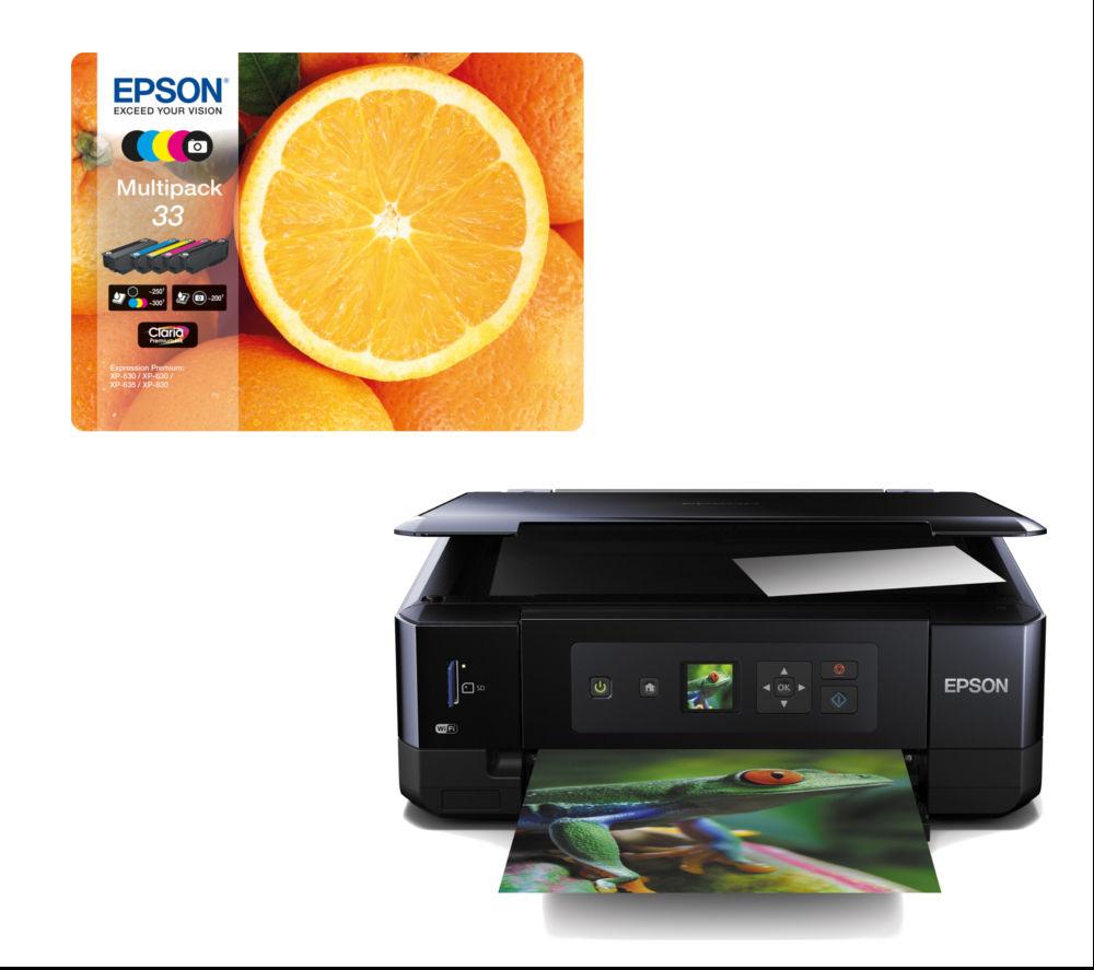 epson kitchen printer martha stewart towels buy expression premium xp-530 all-in-one wireless ...