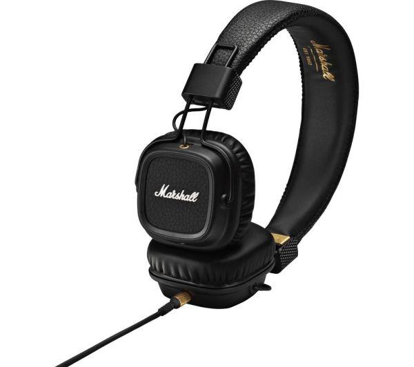 Buy MARSHALL Major II Headphones Black Free Delivery