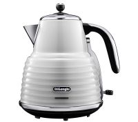 Buy DELONGHI Scultura KBZ3001W Jug Kettle - White | Free ...