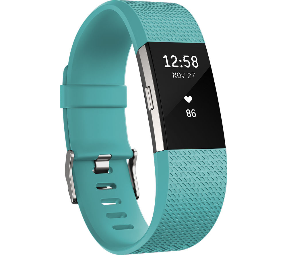 Image result for fitbit charge 2 teal