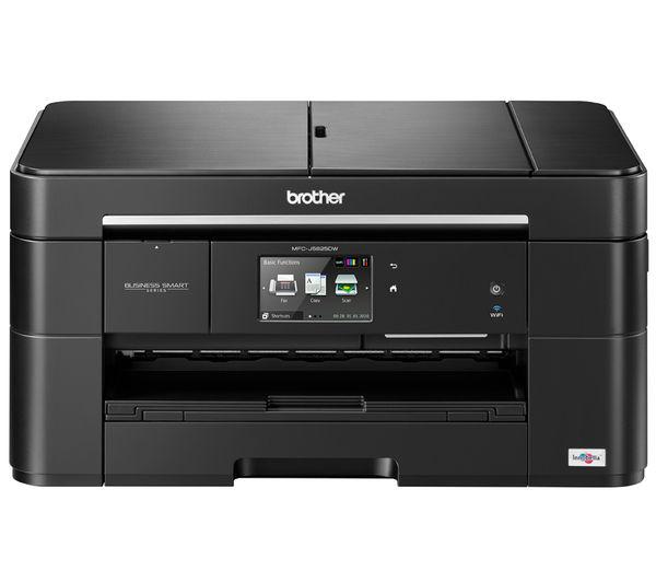 MFCJ5625DWZU1 - BROTHER MFCJ5625DW All-in-One Wireless A3 Inkjet Printer with Fax - Currys PC World Business