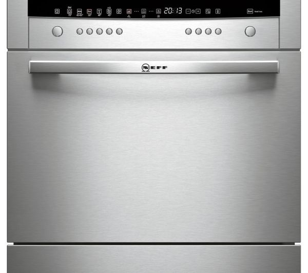 Compact Stainless Steel Dishwashers