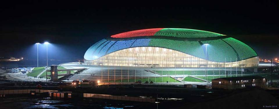 Bolshoi Ice Dome, Sochi
