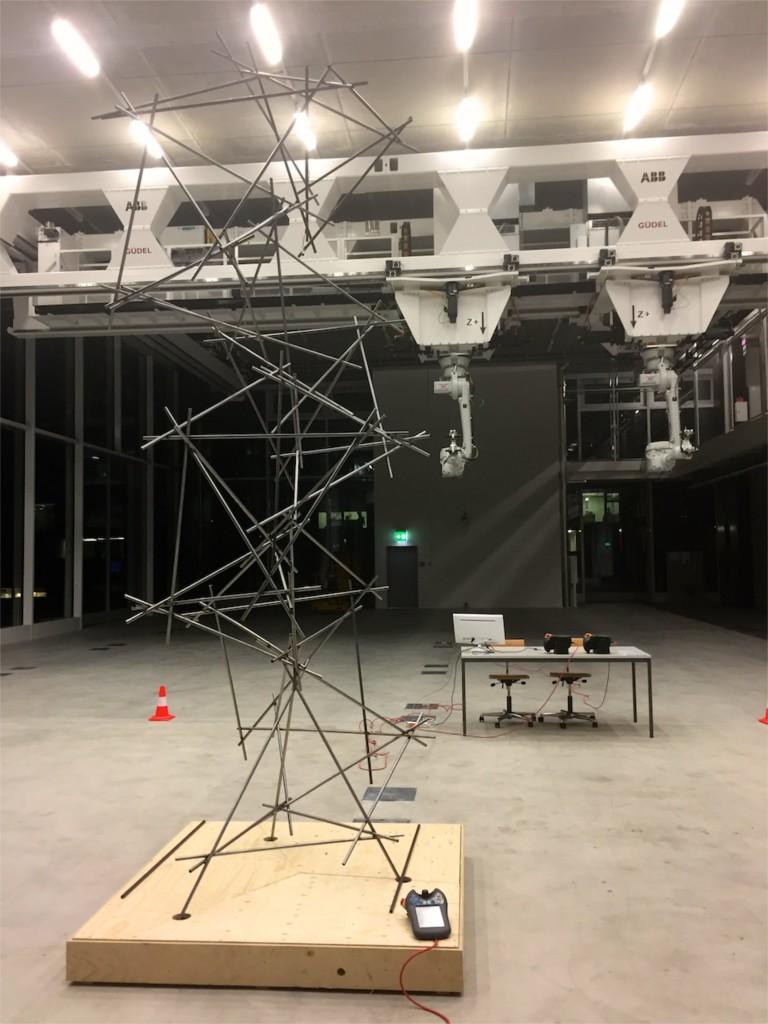 Robotic Fabrication Laboratory, ETH Zürich