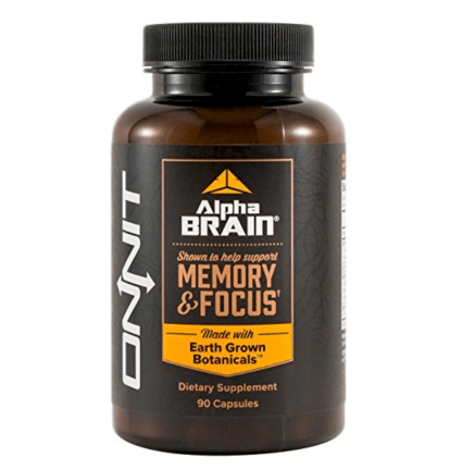 Alpha Brain Review: Benefits, Dosage, Stacking and Side Effects