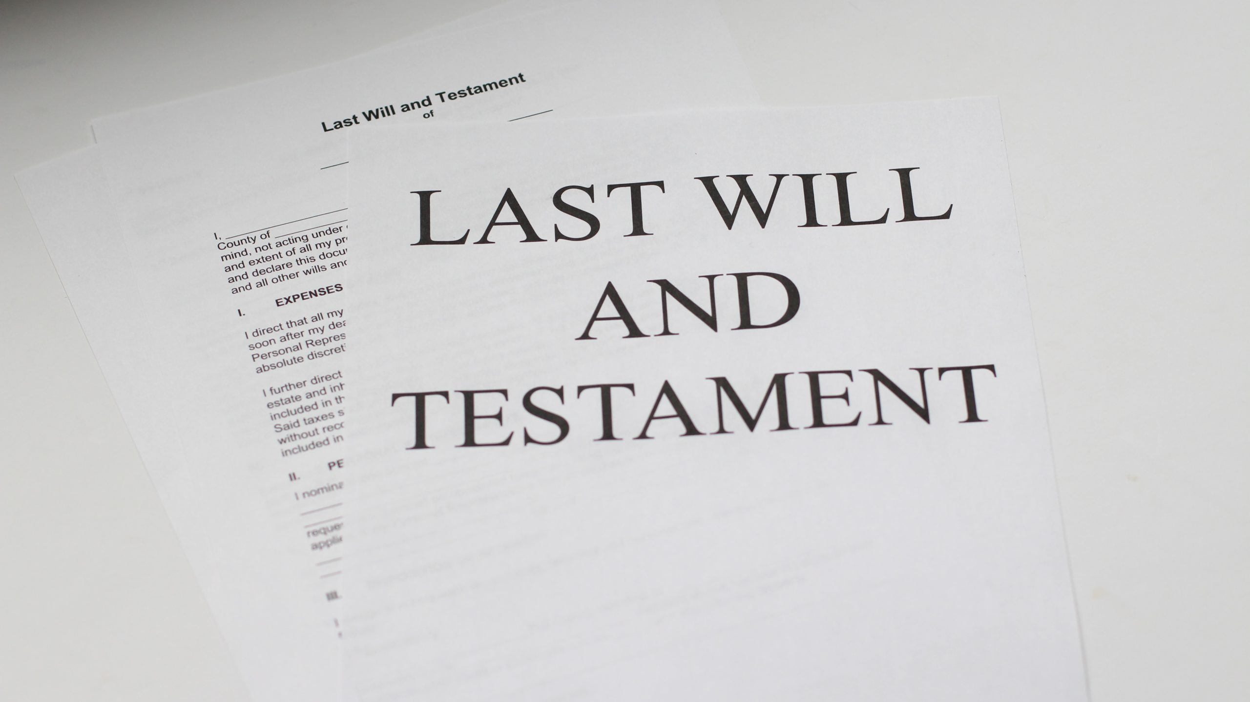 You are currently viewing Making a Will in BC