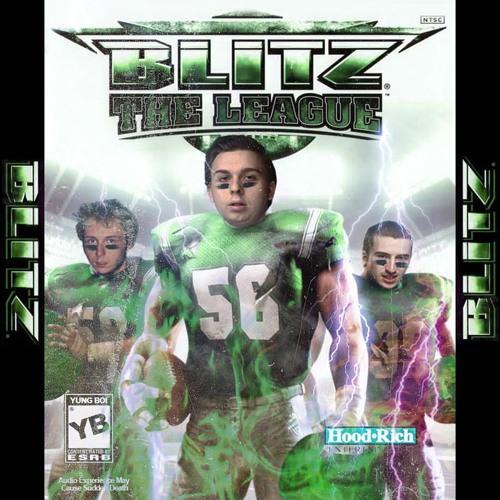 Larry League - Blitz (prod  Larry League) - Brain Bakery