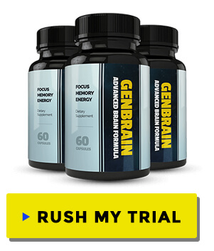 Genbrain supplements review