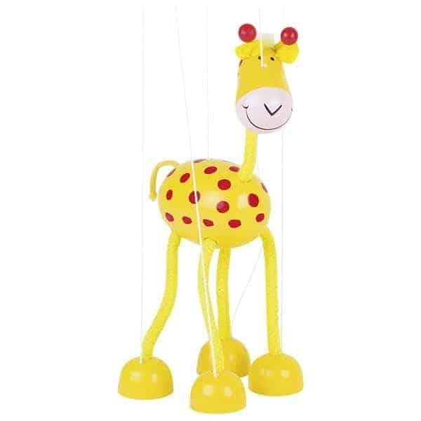 Marionette-Giraffe