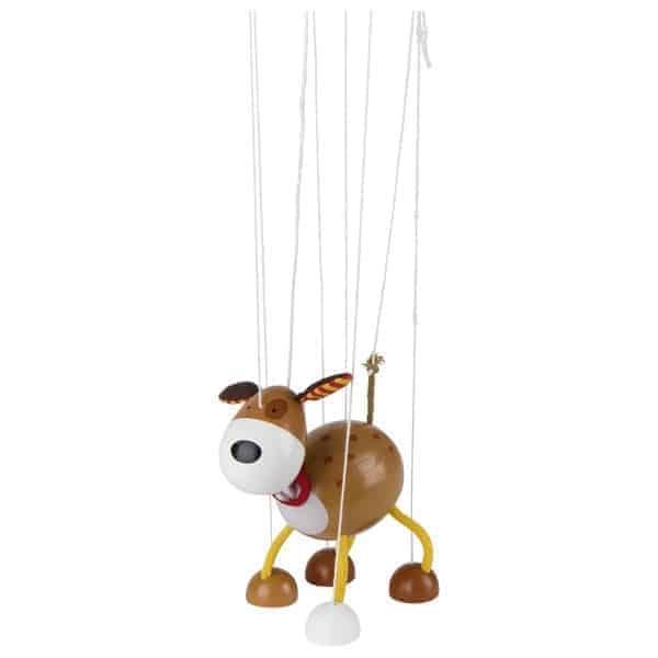 Marionette-Hund
