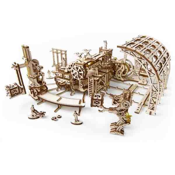 Roboterfabrik