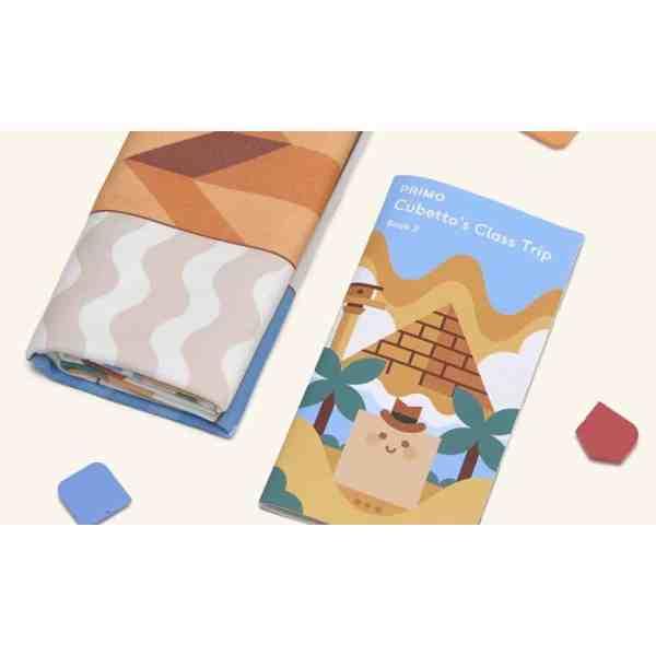 """Cubetto MINT Coding Abenteuer Paket """"Altes Ägypten"""""""