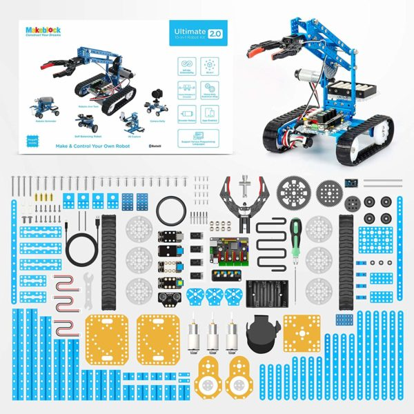 Makeblock DIY Ultimate Robot Kit -02
