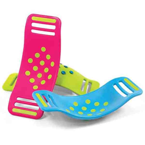 Teeter Popper - Rocking Board, Green-01