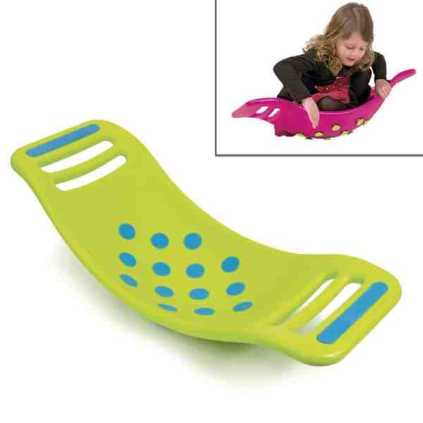 Teeter Popper - Rocking Board, Green