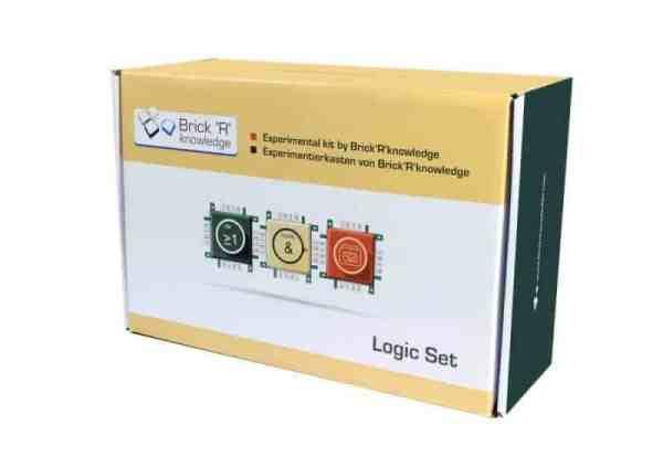 Brick'R'knowledge Logic Set-04