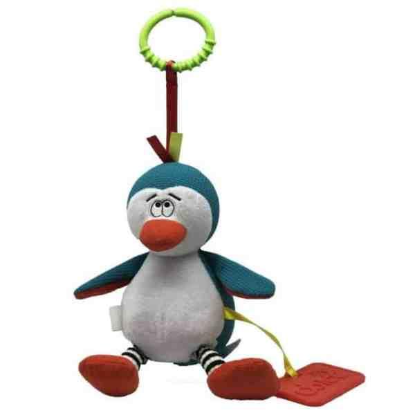 Pepe der schüchterne Pinguin