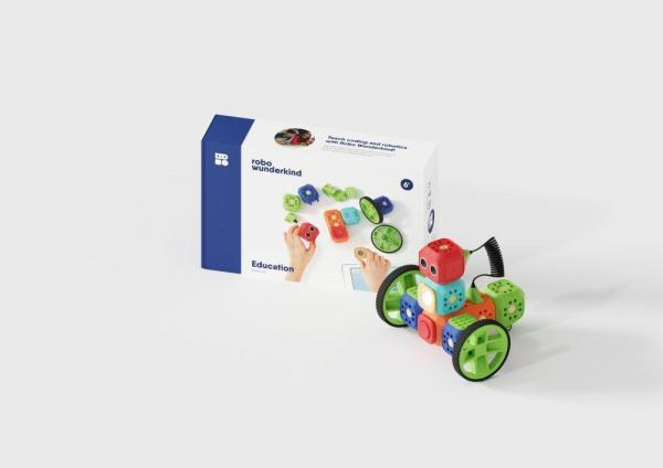 Robo Wunderkind MINT Roboter Education Kit
