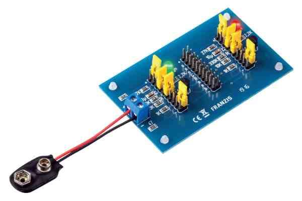 Das Franzis Lernpaket Grundschaltungen der Elektronik-02