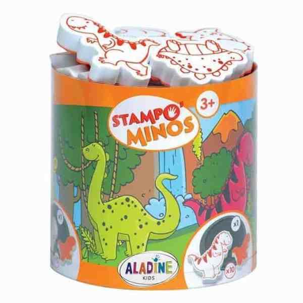 Stampo Minos Dinosaurier