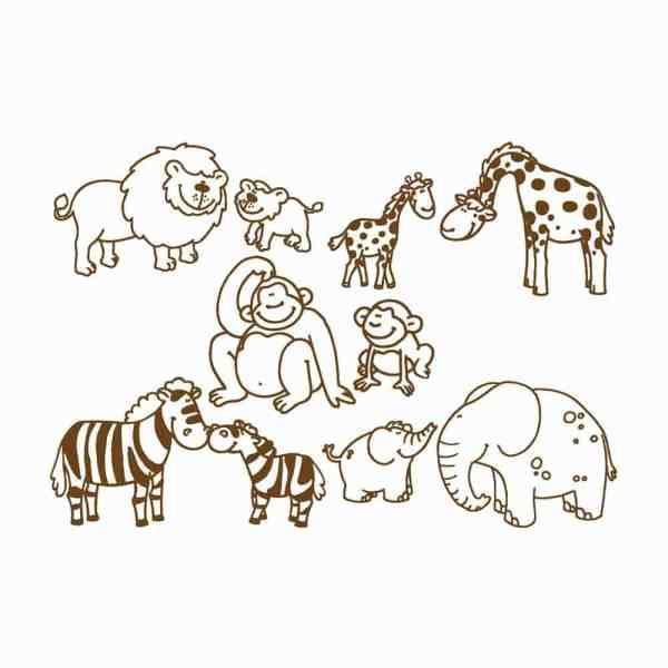 Stampo Minos Safaritiere